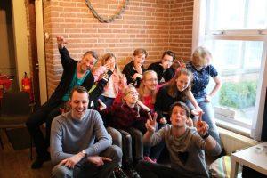 Jongerenactiviteit Oosterkerk